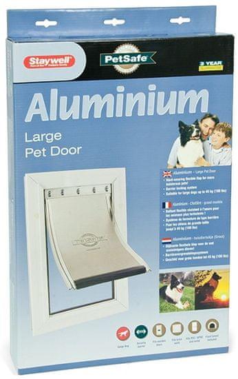 PetSafe aluminijasta loputa