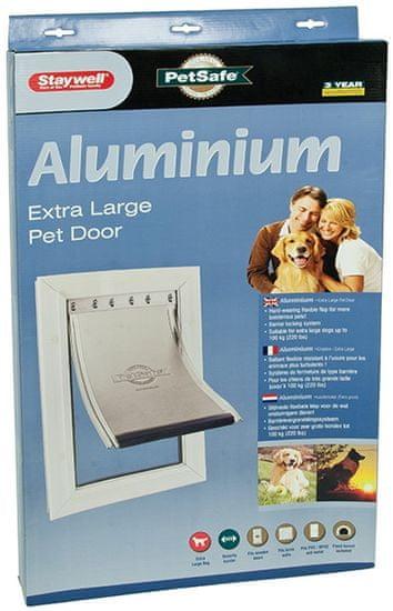 PetSafe aluminijski otvor