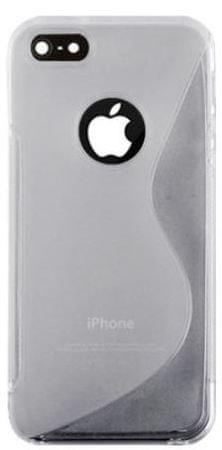 Silikonski ovitek  S-line za Apple iPhone 6, prozoren