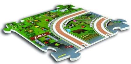MEHANO podlaga za železniško progo Zoo, puzzle C