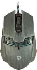 Yenkee Herní myš SHADOW (YMS 3007)
