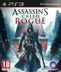 Ubisoft Assassins Creed Rogue, PS3