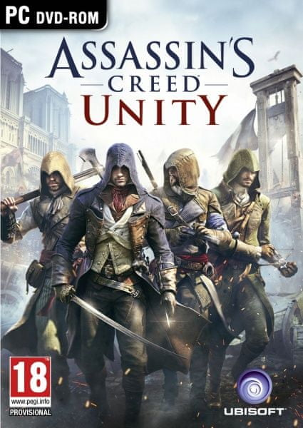 Ubisoft Assassin's Creed: Unity / PC