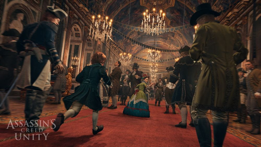 Ubisoft Assassin's Creed: Unity / PS4