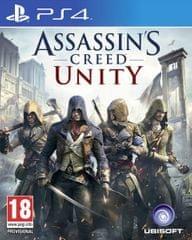 Ubisoft Assassins Creed: Unity - PS4-re