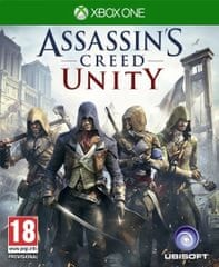 Ubisoft Assassin's Creed: Unity, Xbox One