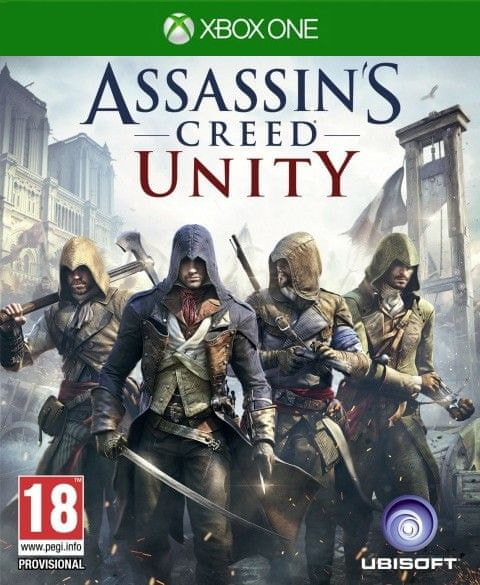Ubisoft Assassin's Creed: Unity / Xbox One