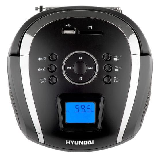 Hyundai TR 1088 SU3 - rozbaleno