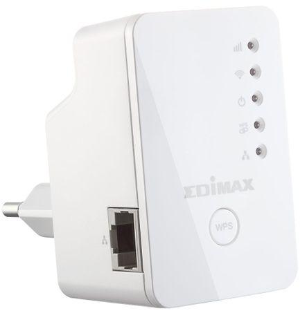 Edimax EW-7438RPn Mini N300 WiFi jelerősítő/jelismétlő