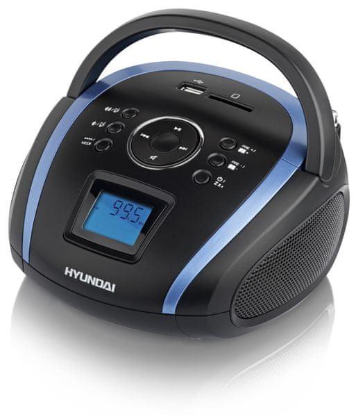 Hyundai TR 1088 BT3BBL (Black/Blue)