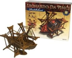 MEHANO Leonardo Da Vinci 3D sestavljanka Čoln na pedala E273