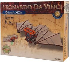 MEHANO Leonardo Da Vinci 3D sestavljanka Zmaj E281