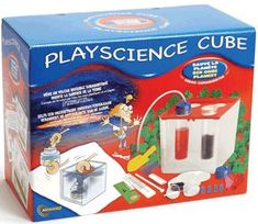 MEHANO Playscience Cube Rešimo planet E209