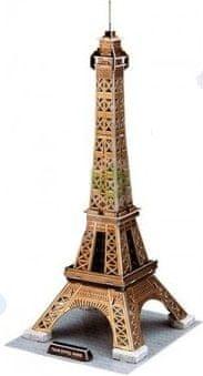 MEHANO 3D sestavljanka Eifflov stolp Francija P175