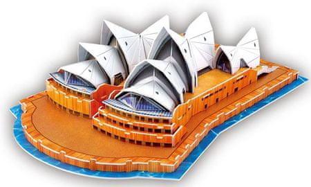 MEHANO 3D sestavljanka Sidney operna hiša Avstralija P178