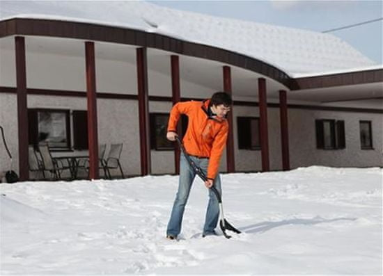 EFEKT ergonomska lopata za sneg 38 cm