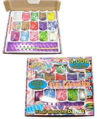 Creative Fun Loom set, 5000 komada