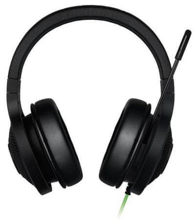 Razer slušalke Kraken USB, črne