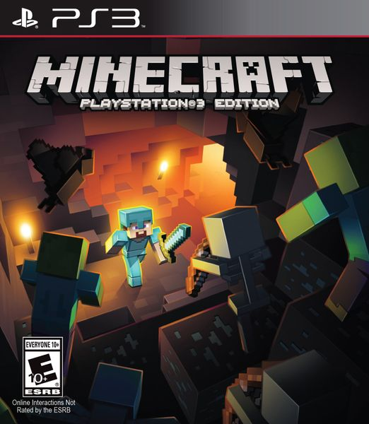 Sony Minecraft / PS3