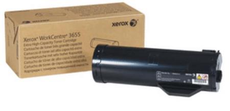 Xerox toner WC 3655 extra hi-cap za 25.900 kopij, črn