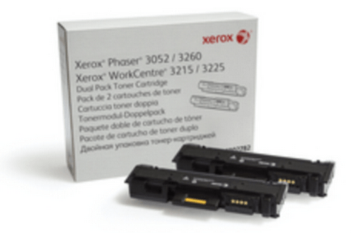 Xerox 106R02782 Black, Dual Capacity Toner Cartridge (106R02782)
