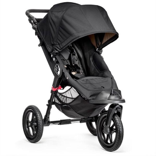 Baby Jogger City Elite 2016, Black