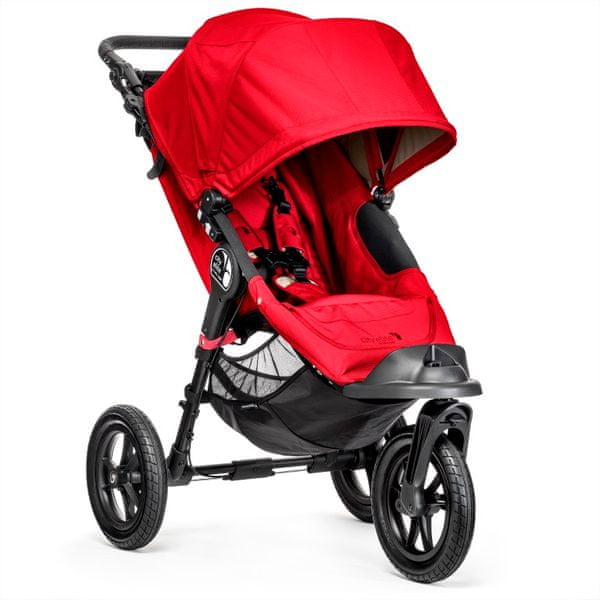 Baby Jogger City Elite, Red