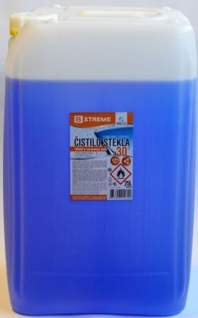 Bxtreme sredstvo za čišćenje stakla, zimsko, -70 °C, 25 l