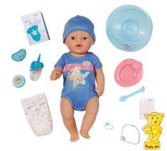 BABY born Interaktivní chlapec, 43 cm