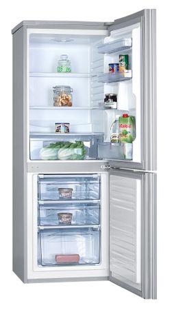Goddess RCC0155GBS9 Kombinált hűtőszekrény