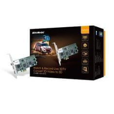 AVerMedia TV tuner AVer3D Capture HD