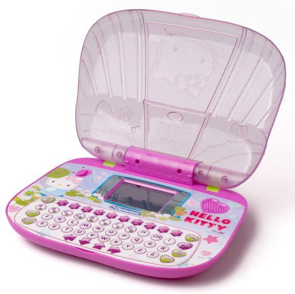 Clementoni Dětský počítač Hello Kitty kabelka - nový