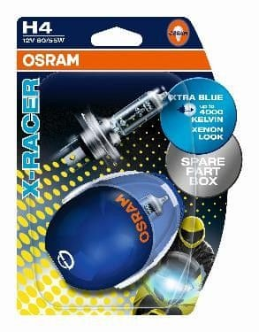 Osram žarnica 12V H4 60/55W X-racer