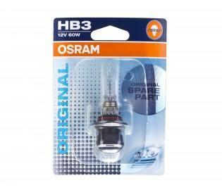 Osram žarnica 12V HB3 60W