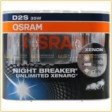 Osram žarnica 32W Xenarc D2S Night Breaker Unlimited + 110% svetlobe
