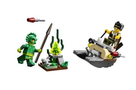 LEGO® Monster Fighters 9461 A mocsárlakó