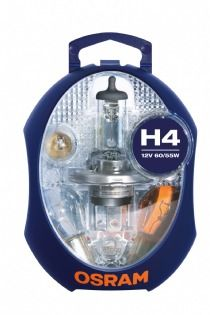 Osram set žarnic 12V H4