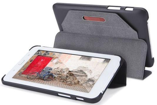 "Case Logic SnapView 2.0 desky na Galaxy Tab4 Lite 10,1"" (CSGE2177G) - šedé"