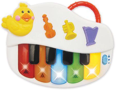 Alltoys Első zongorám Játékhangszer
