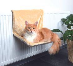 Trixie radiatorska postelja za mačke, bež
