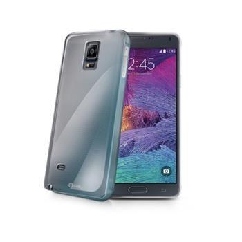 Celly tenký kryt Gelskin, Samsung Galaxy Note4, čiré
