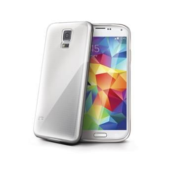 Celly tenký kryt Gelskin, Samsung Galaxy S5 mini, čiré