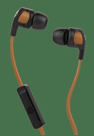 Skullcandy slušalke SKULLCANDY - Smokin Bud 2 črna/rjava