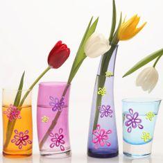 Crearreda dekorativna naljepnica, cvjetići