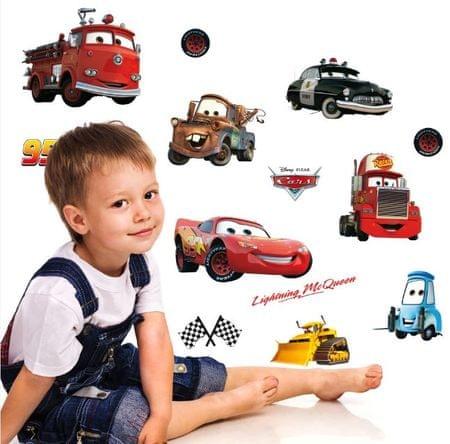 Crearreda stenska dekorativna nalepka, avtomobili L