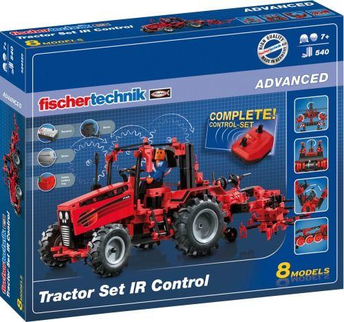 Fischer technik Tractor set IR control - 524325