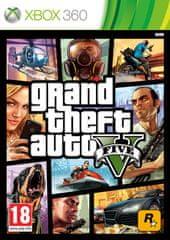 Rockstar Grand Theft Auto V (GTA 5) / Xbox 360