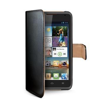 Celly Pouzdro Wally, Nokia Lumia 630/635, černé