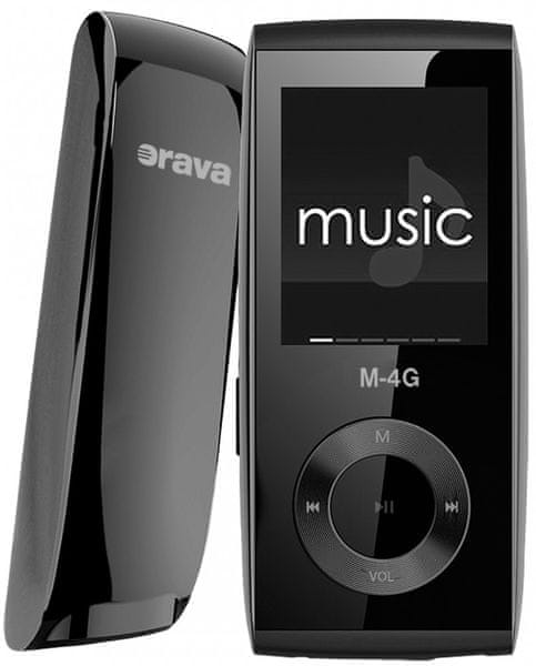 Orava M-4G / 4 GB (Black)