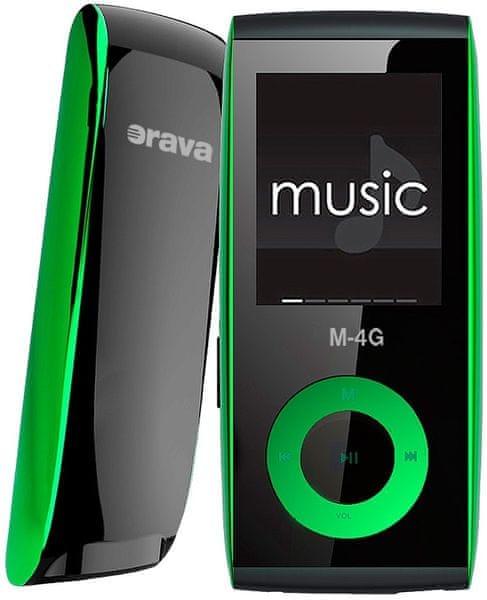Orava M-4G / 4 GB (Green)